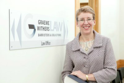 Julie Withers, solicitor and elder law specialist, Wellington, New Zealand